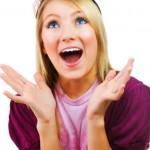 Какие бывают эмоции? Удивляем девушек!