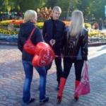 Знакомства с девушками в Новосибирске